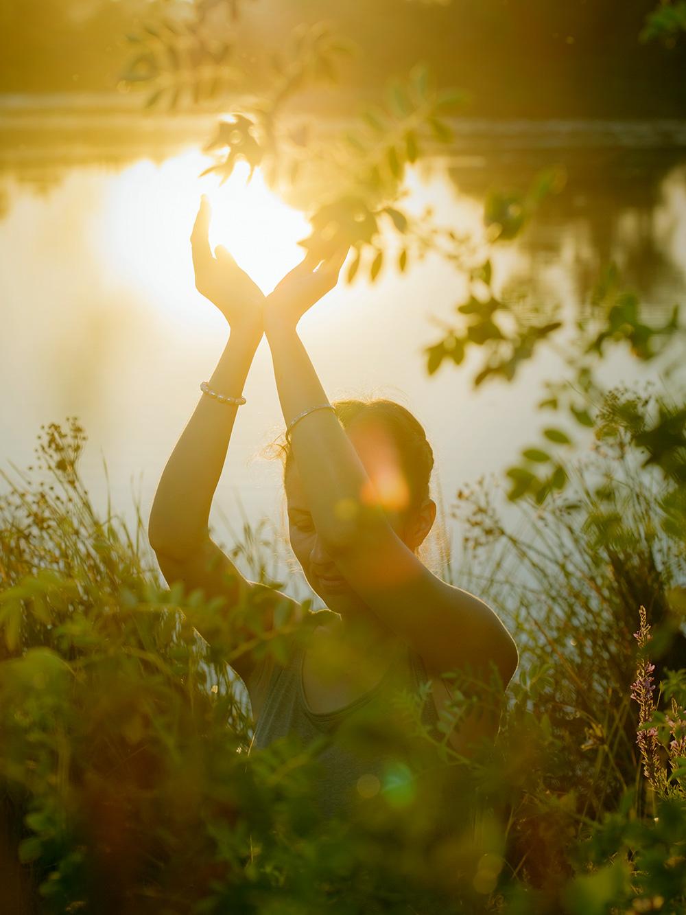 Heilmeditation für Süchte und negative Emotionen aus dem Kundaliniyoga