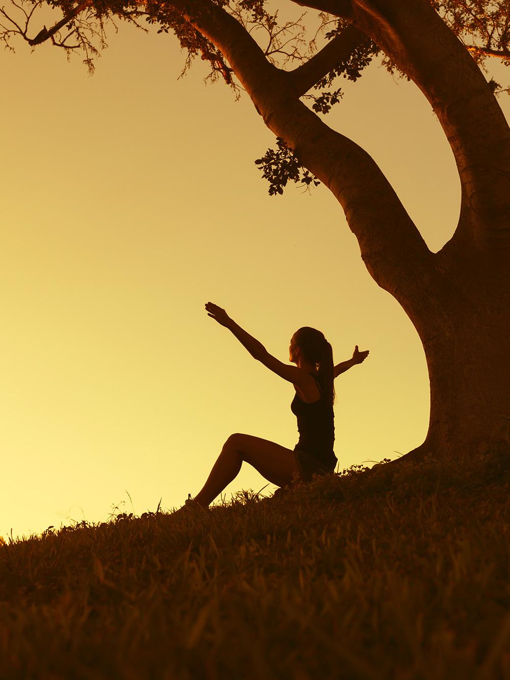 Dein neues Leben, frei sein!