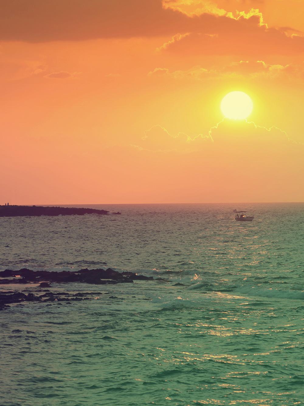 Manifestiere aus dem Ozean an Möglichkeiten
