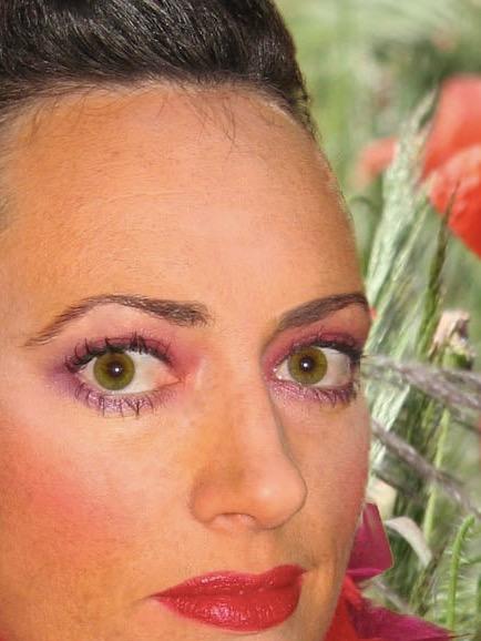 Augenheilung - sieh die Schönheit deines Lebens